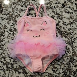 Kitty Tutu Swimsuit